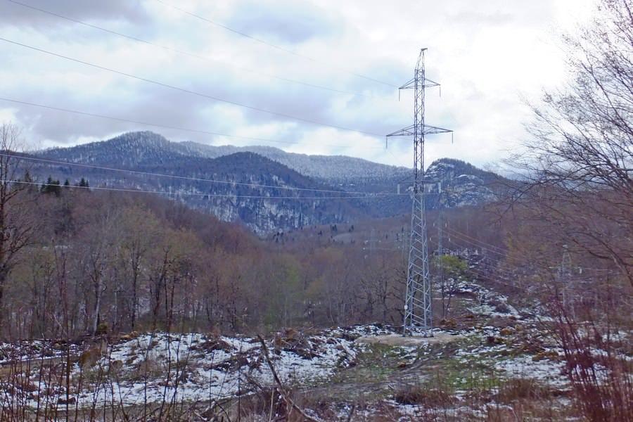 горы хамышки