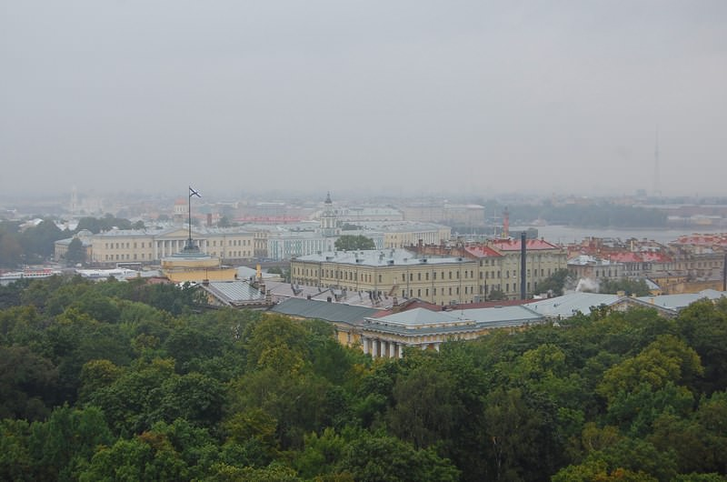 петербург панорама