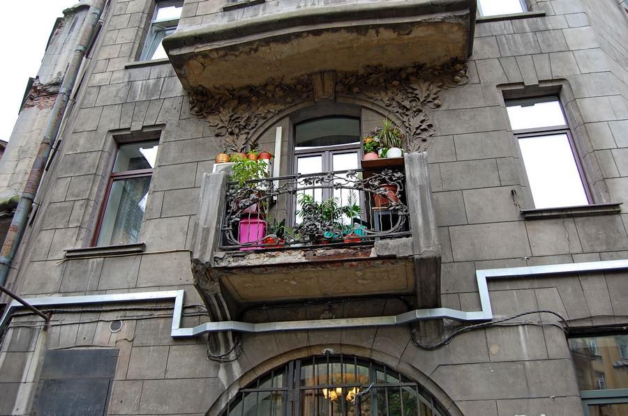 балкон питер