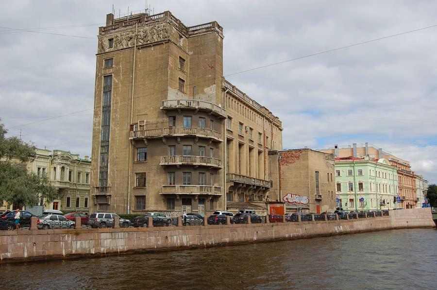 крепость петербург