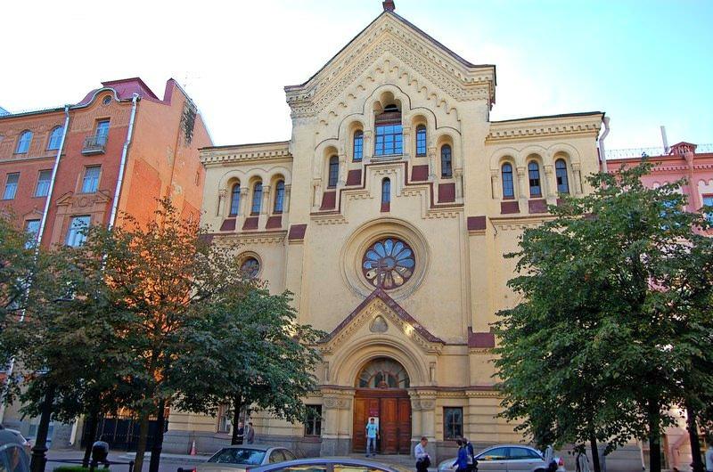 католическая церковь питер