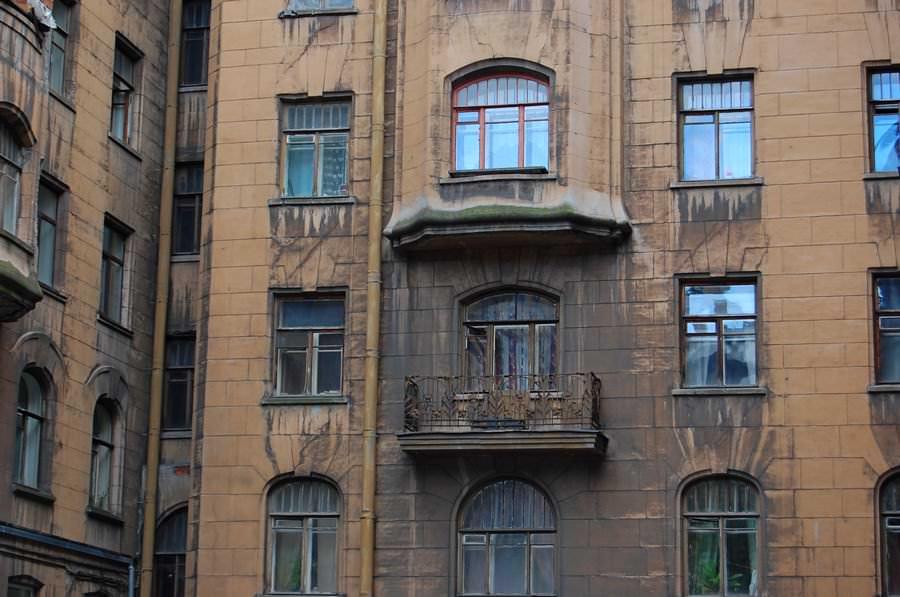 балкон петербург
