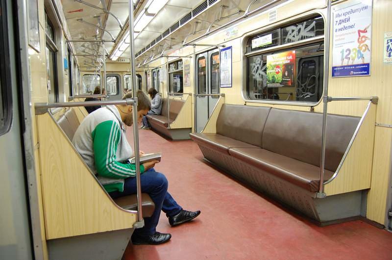 метро петербург