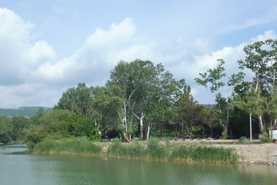 река в дивноморском