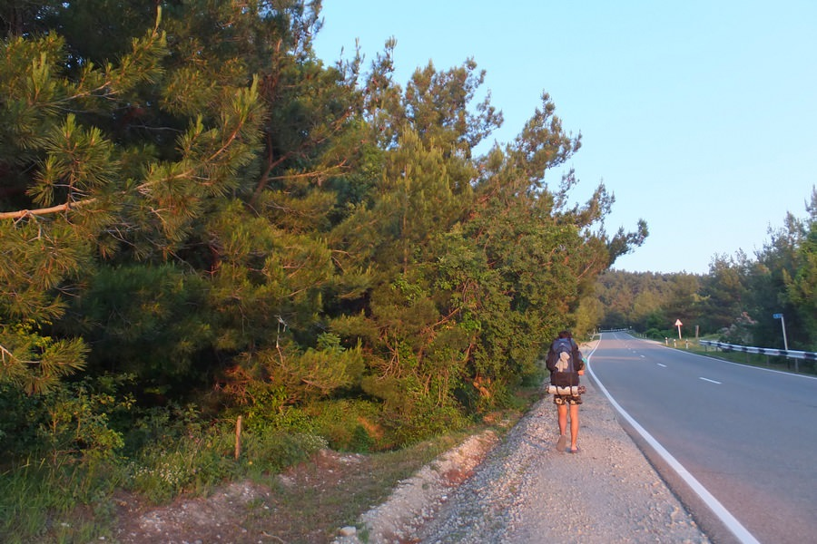 дорога дивноморское джанхот