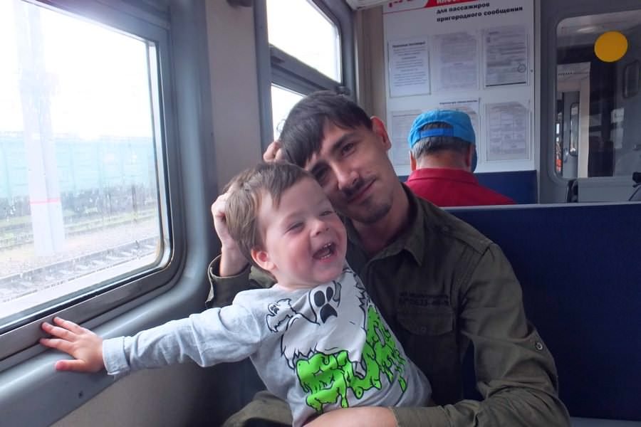 поход с ребенком