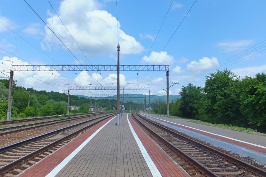 станция чинары