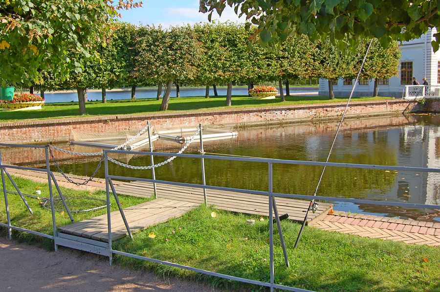 марлинский пруд