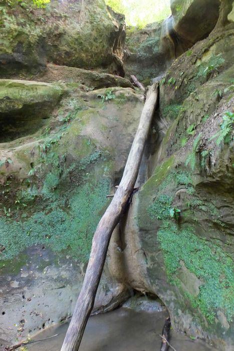 водопад Псечиако