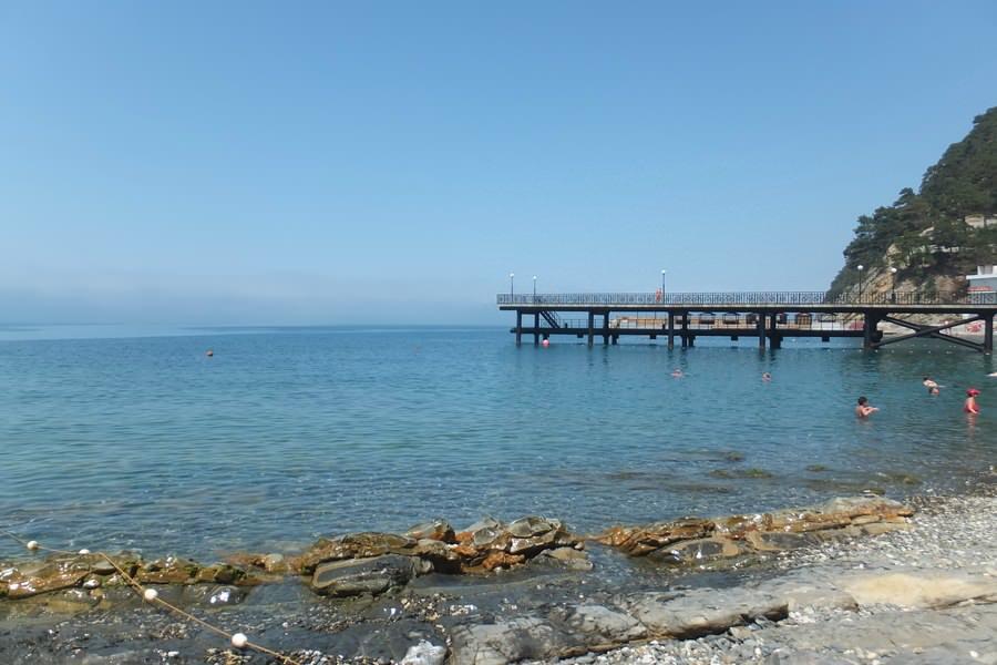 джанхот море