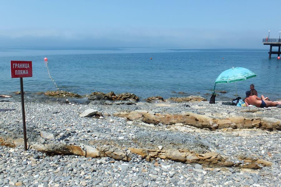 джанхот пляж
