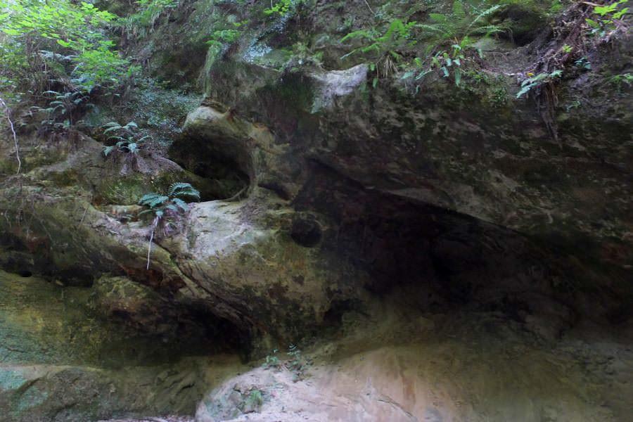 водопад пасть дьявола