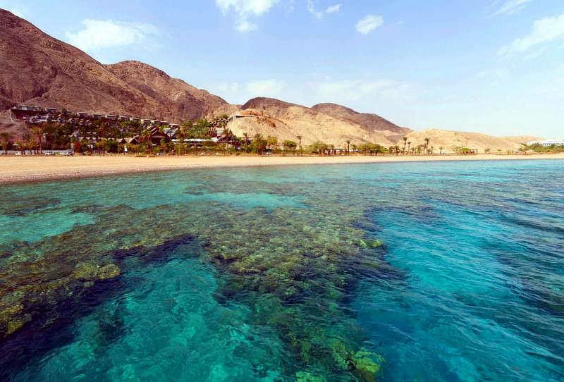 Таба коралловый риф