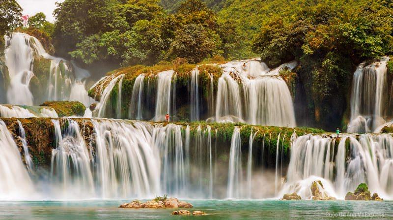 Водопад Дэтянь