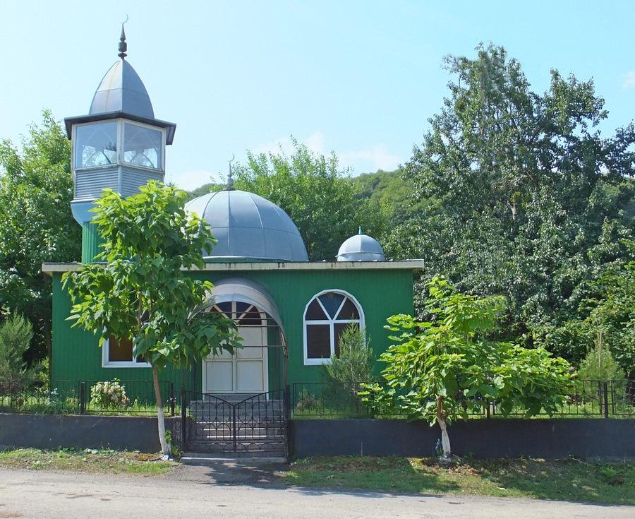 мечеть большое псеушхо