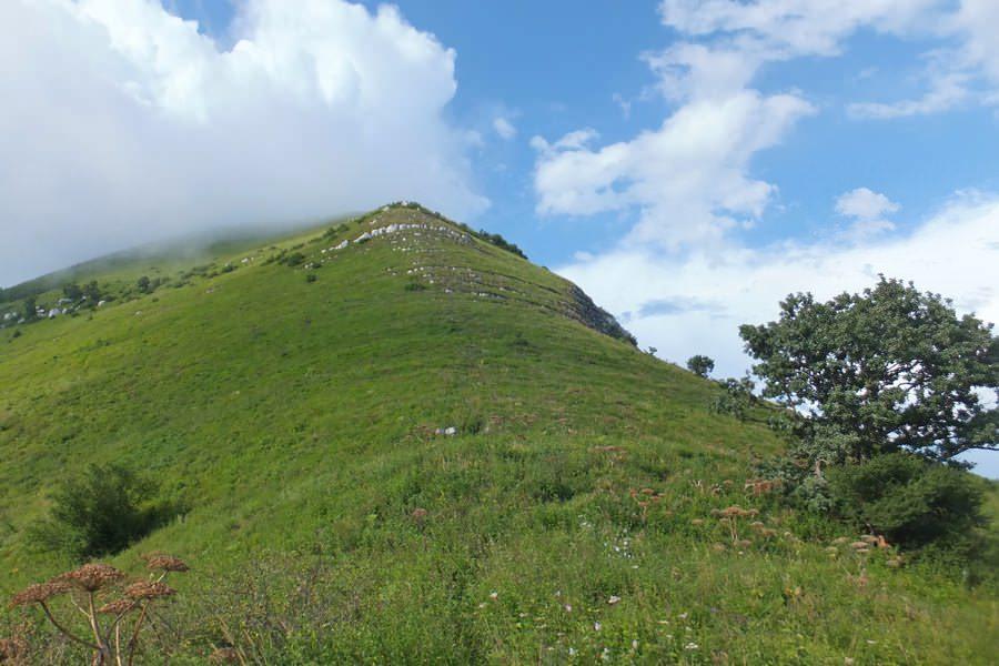 гора пеус
