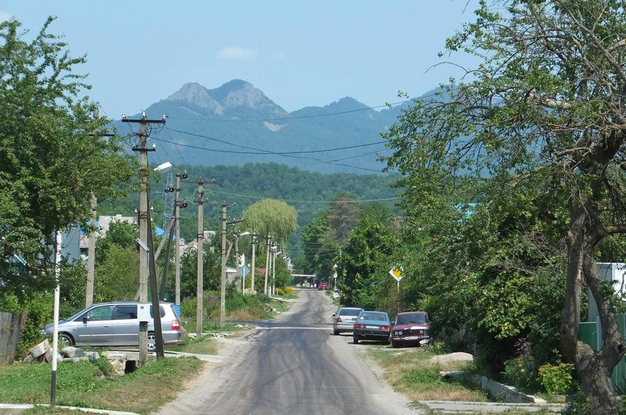 село георгиевское