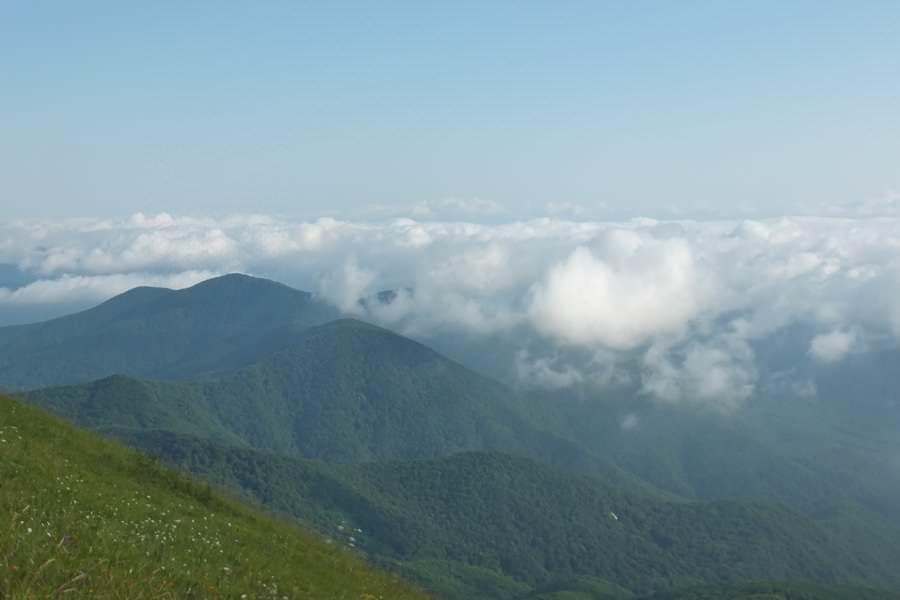 вид с горы большое псеушхо