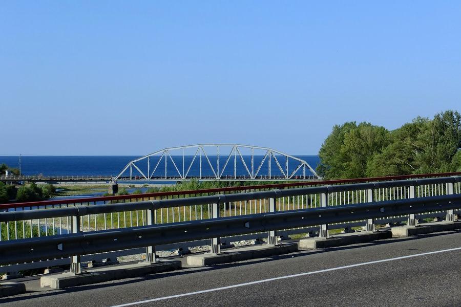 мост в аше