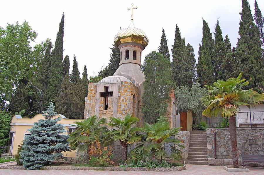 ялта церковь