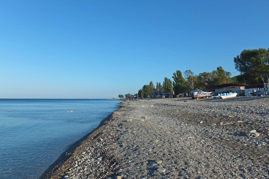 аше пляж