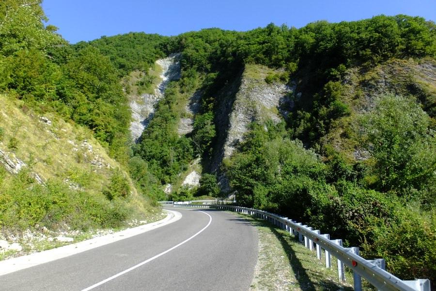 дорога на хатлапе