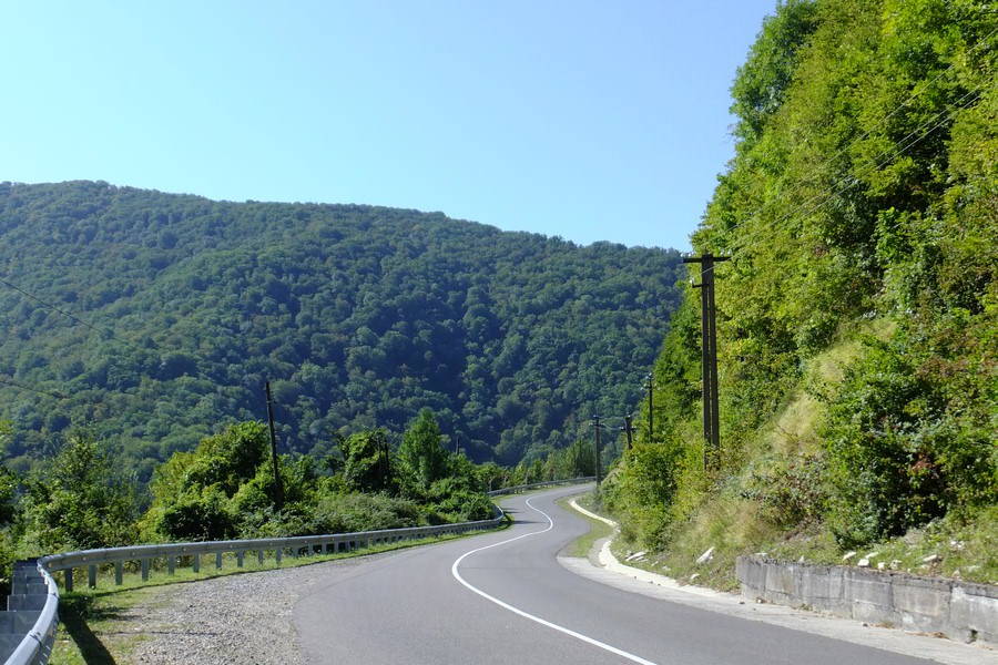 дорога хатлапе