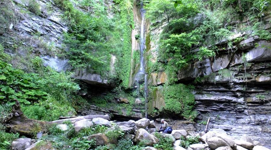 водопад игристый
